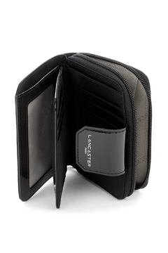 Lancaster-Paris Wallet Black - Alternate List Image