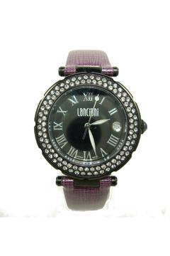Shoptiques Product: Plum & Black Watch