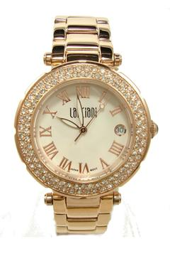 Shoptiques Product: Rose Gold Watch