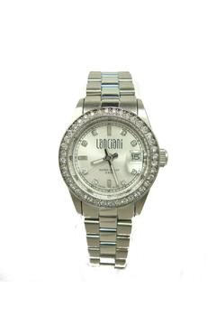 Shoptiques Product: Silver Round Face Watch