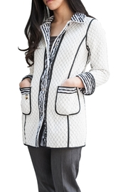 Landi Quilted Reversible Jacket - Product Mini Image