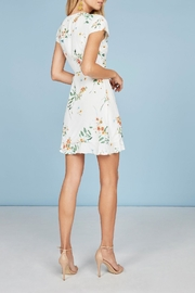 Willow & Clay Landon Floral Wrap-Dress - Front full body