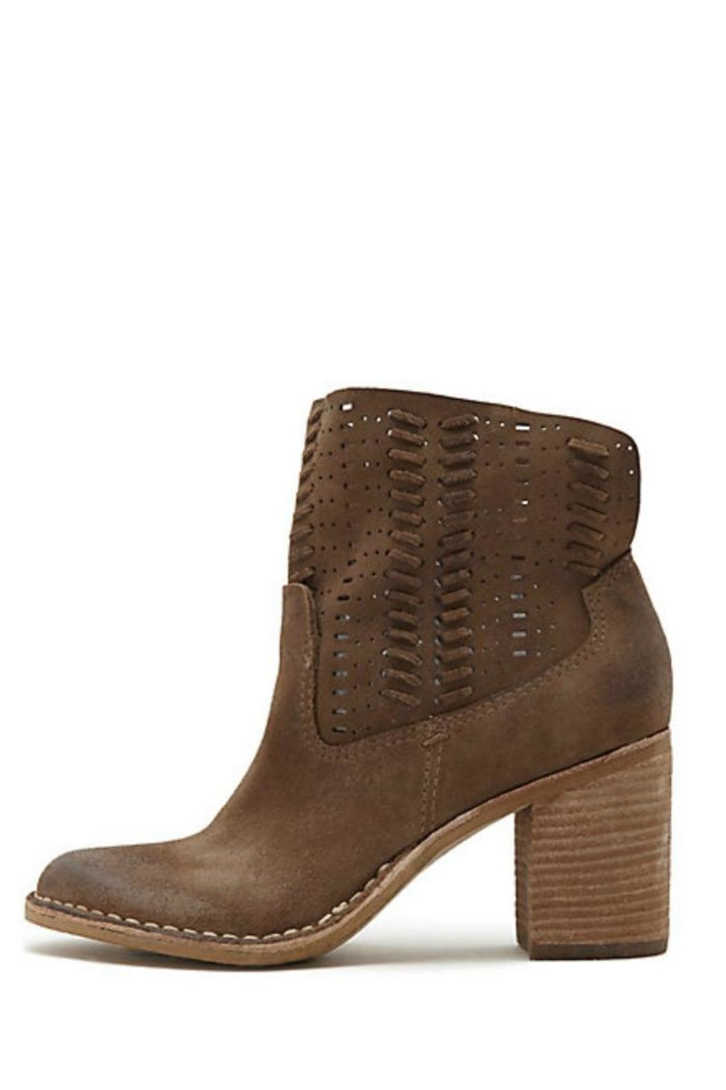 Dolce Vita Landon Heeled Bootie - Front Cropped Image