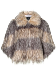 UNREAL FUR Landscape Cape - Product Mini Image