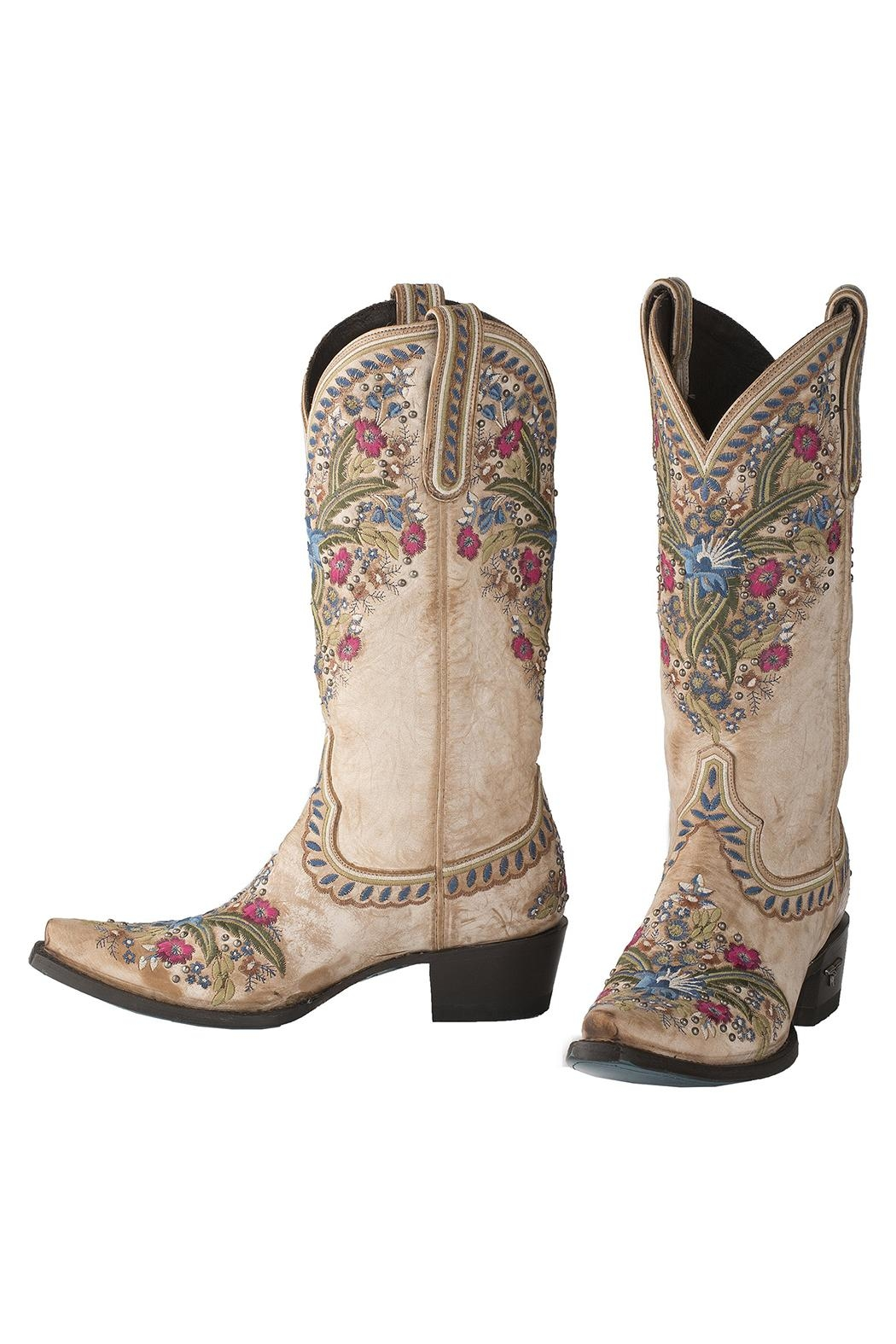 Lane Boots Chloe Boot - Front Full Image
