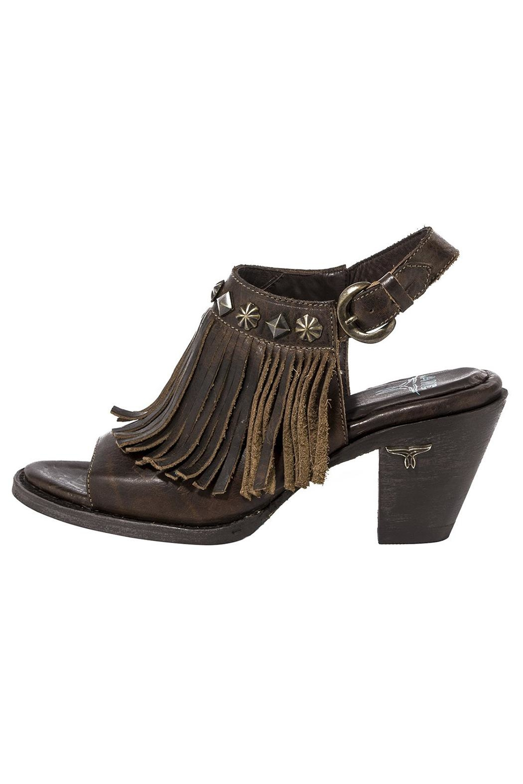 Lane Boots Cody Leather Sandals - Front Full Image