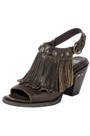 Lane Boots Cody Leather Sandals - Front cropped