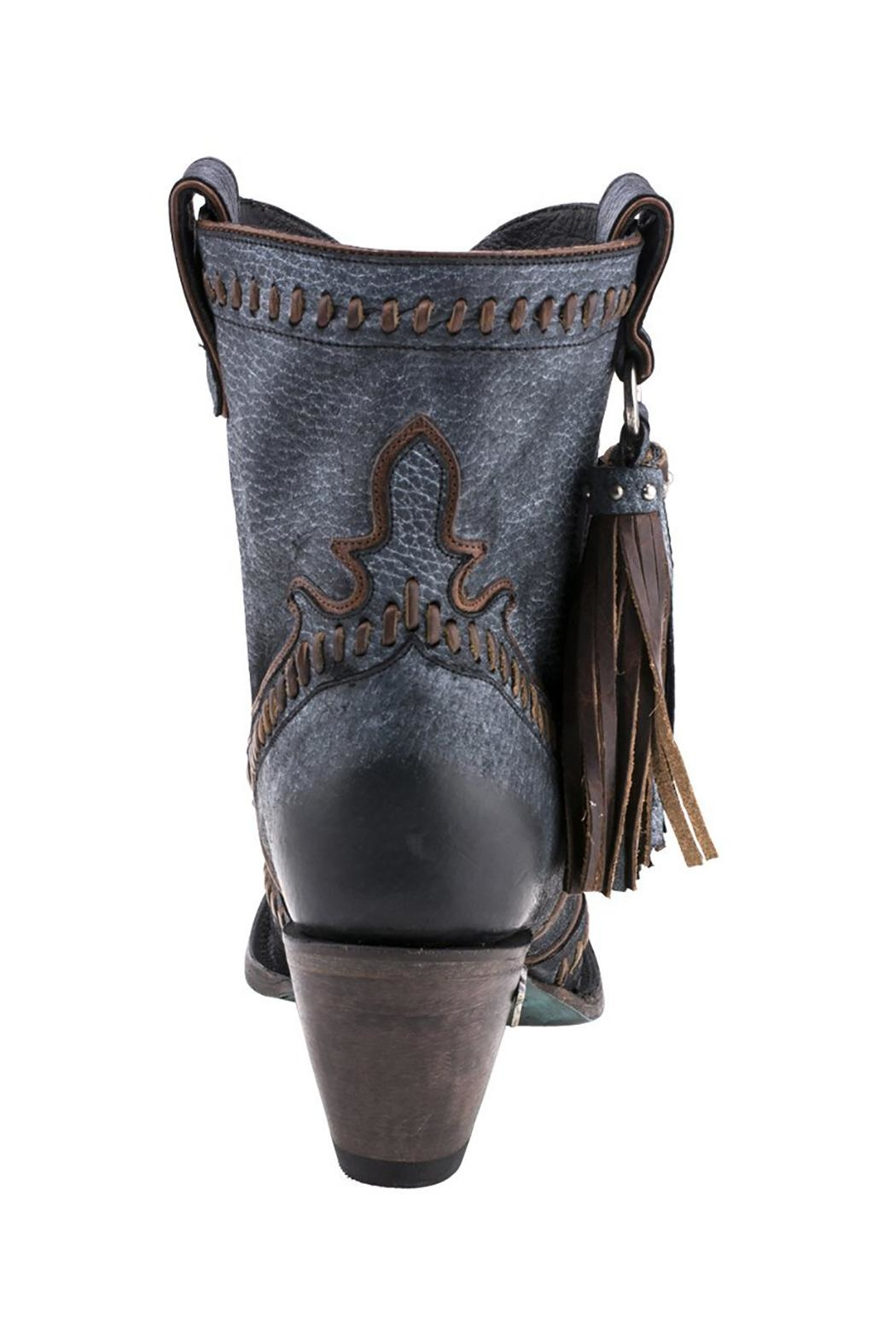 Lane Boots Hoedown Boot - Back Cropped Image