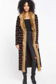 Show Me Your Mumu Langston Long Cardigan - Product Mini Image