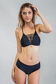Jesilis Lani Halter Top - Product Mini Image