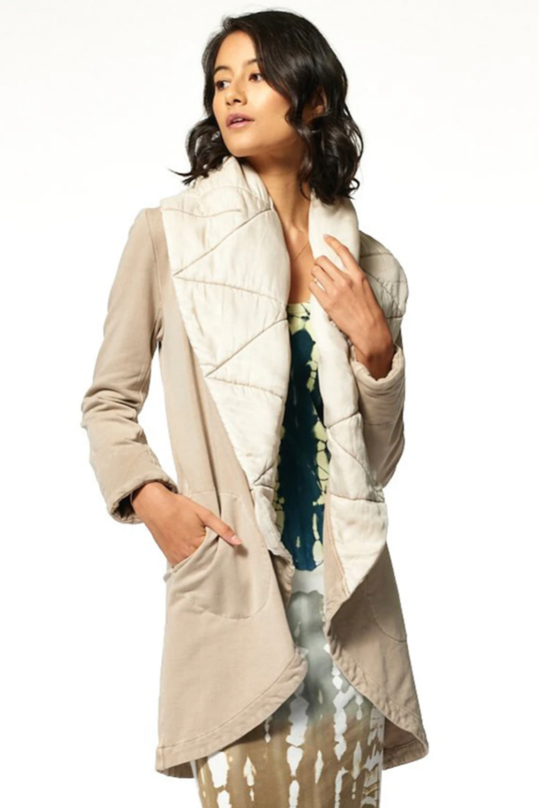 Young Fabulous & Broke Lanie Jacket - Front Cropped Image