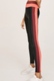 lanston sport Lanston Autumnal Colorblocked Legging - Product Mini Image