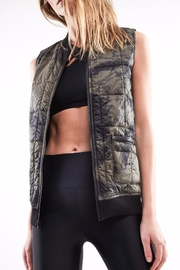 Lanston Reversible Camo Vest - Product Mini Image