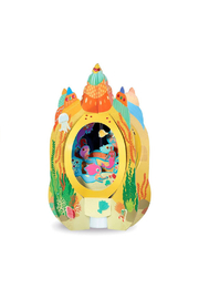 Bright Stripes Lantern Lands - Mermaid Castle - Product Mini Image