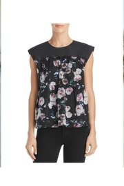 Rebecca Minkoff Lanzy Top Blouse - Product Mini Image