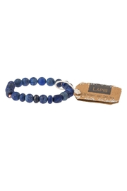 Scout CURATED WEARS Lapis Beaded Bracelet - Product Mini Image