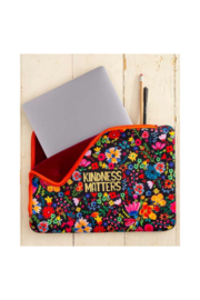 Natural Life Laptop Case - Front cropped