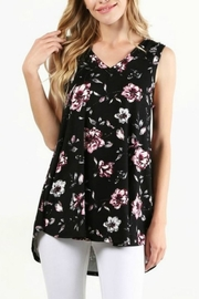 Lara Floral Swing Tunic - Product Mini Image