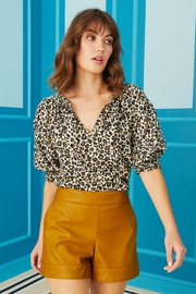 Marie Oliver Lara Snow Chita Blouse - Side cropped