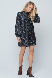 Knot Sisters Lara Velvet Dress - Product Mini Image