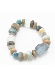 Slate Gray Gallery Large Apatite Bracelet - Product Mini Image
