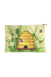 Sally Eckman Roberts Large Bee-Hive Pouch - Product Mini Image