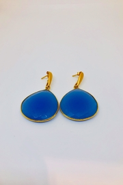 Jill Duzan Large Blue Agate - Product Mini Image