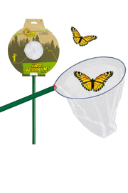Toysmith Large Butterfly Net - Front cropped