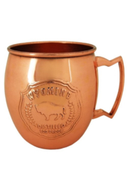 Americaware Large Copper Mugs - Front cropped