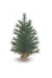Mud Pie Large Decorative Faux-Pine-Tree - Front cropped