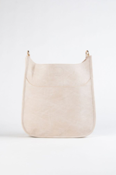 Ah!dorned Large Faux Leather Messenger (STRAP NOT INCLUDED) - Product List Image