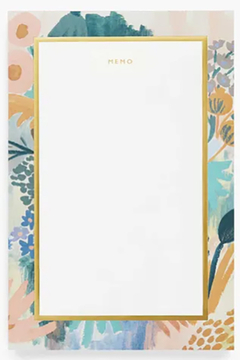 Rifle Paper Co.  Large Luisa Notepad - Alternate List Image