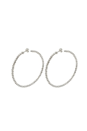 Officina Bernardi Large Moon Earrings - Product Mini Image