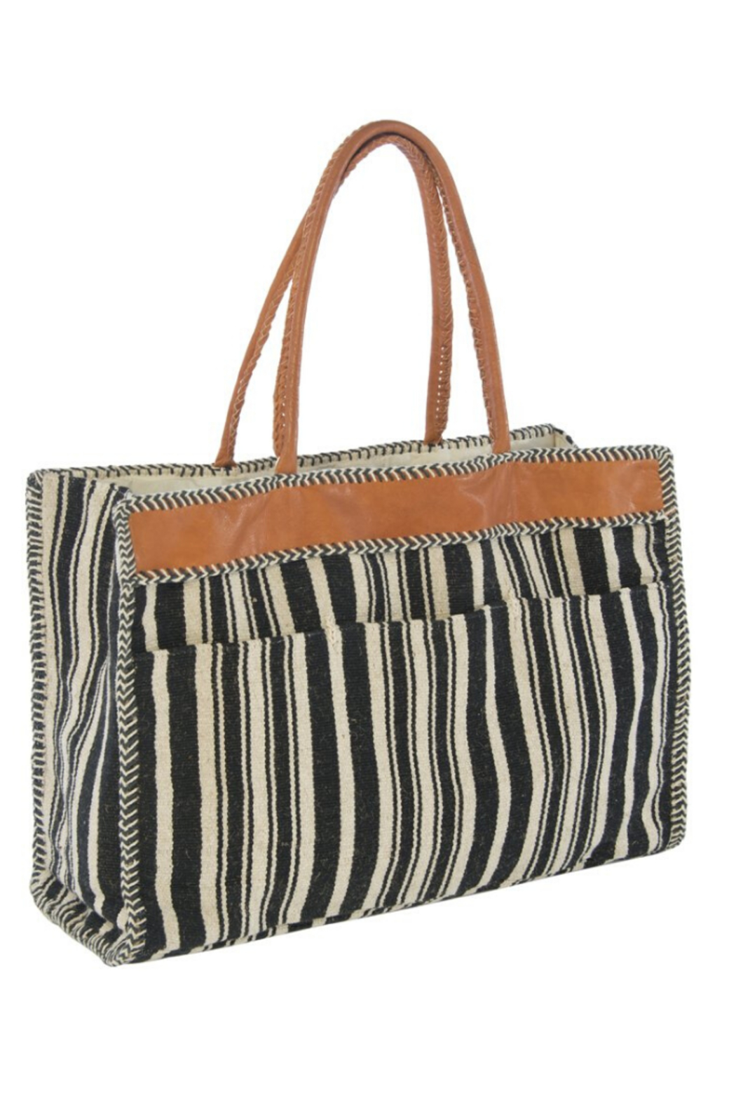 Annie Mame Large Naomi Tote - Front Full Image