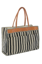 Annie Mame Large Naomi Tote - Front full body