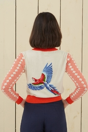 Palava Large Parrot Cardi - Side cropped
