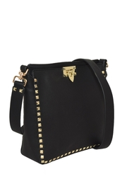 INZI Large Studded Crossbody - Side cropped