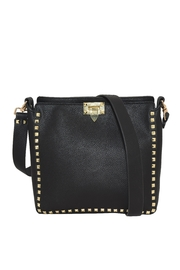INZI Large Studded Crossbody - Front cropped