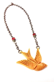 GHome2 Large Swallow Necklace - Side cropped