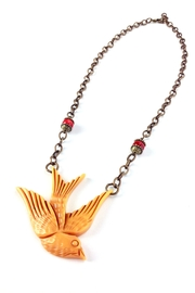 GHome2 Large Swallow Necklace - Other