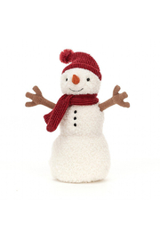 Jellycat  Large Teddy Snowman - Front cropped