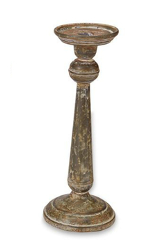 Mud Pie Large Tin Candlestick - Product List Image
