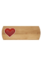 Inspired Generations Large-Wooden Love Board - Product Mini Image