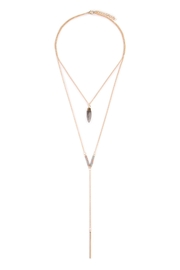 Riah Fashion Lariat Layering Necklaces - Product Mini Image