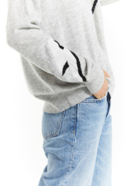 z supply Larisa Bolt Sweater - Side cropped