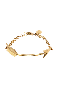 Shoptiques Product: Arrow Bracelet
