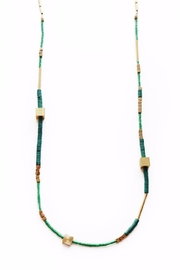 Larissa Loden Turquoise Rania Necklace - Product Mini Image