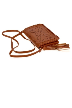 joseph d'arezzo Laser-Cut Clutch/crossbody Bag - Alternate List Image