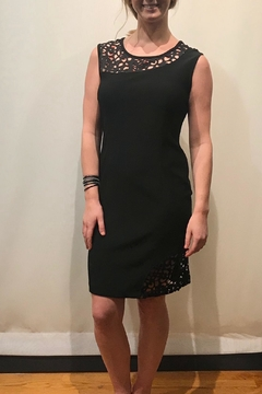 Cartise Laser Cut Dress - Product List Image
