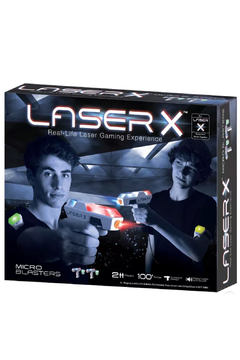 Gamewright Laser X Micro Blasters - Product List Image